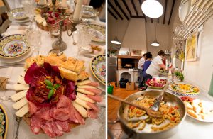 © http://www.MoscaPhoto.com Cortona, Tuscany, Italy, Shabby Chic Interior Design and Decor Photography